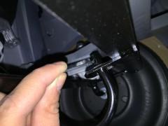 barre de direction BMW X6 électrique 12 volts pour enfant
