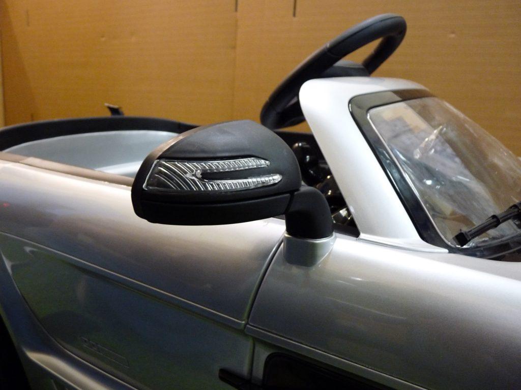 monter voiture électrique pour enfant Mercedes 12v