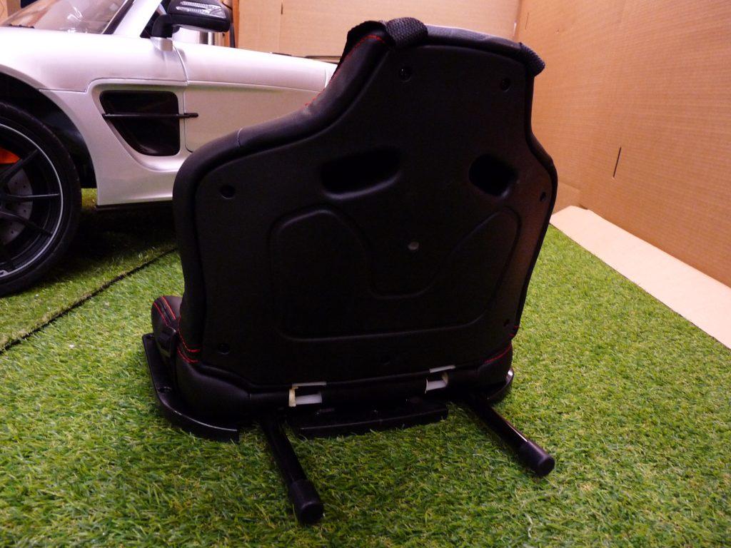 installer siège de voiture électrique enfant 12v