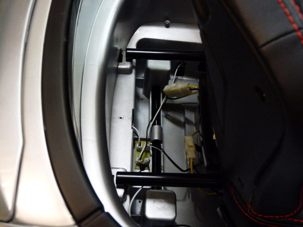 assembler voiture électrique enfant