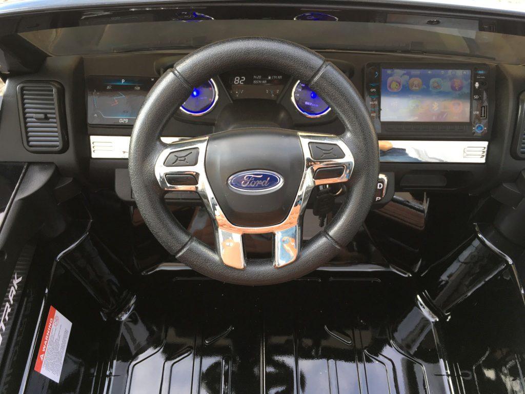 Ford Ranger Phase 2 avec écran tactile