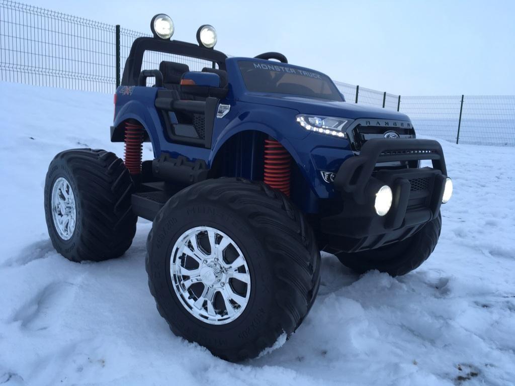 essai monster truck 12 volts ford ranger