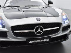 Mercedes sls amg gt final edition électrique pour enfant