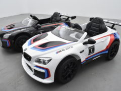 bmw électrique pour enfant 12 Volts M6 GT3