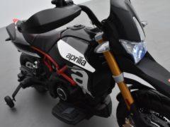 moto électrique pour enfant Aprilia