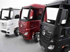 camion mercedes actros pour enfant
