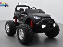 assemblage monster truck électrique enfant