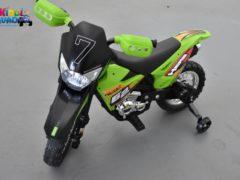 moto cross 6 volts électrique pour enfant