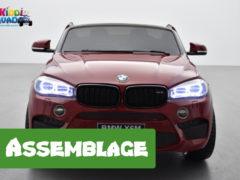 assemblage bmw X6 M 2 places