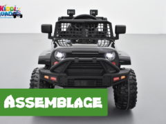 assemblage jeep moutain kiddi quad 12 Volts