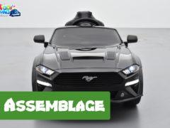 assembler Mustang GT 24 Volts électrique pour enfant